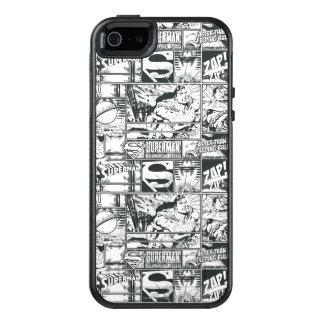 Coque OtterBox iPhone 5, 5s Et SE Logos noirs et blancs