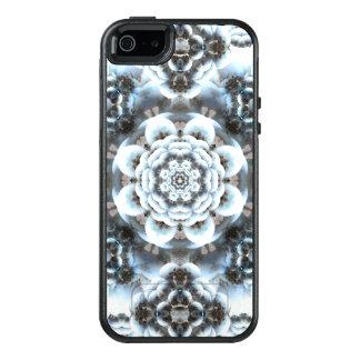 Coque OtterBox iPhone 5, 5s Et SE Mandala de sérénité de neige
