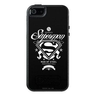 Coque OtterBox iPhone 5, 5s Et SE Manteau de Superman des bras