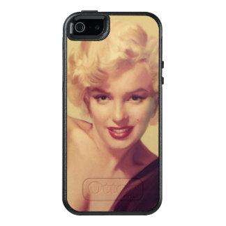 Coque OtterBox iPhone 5, 5s Et SE Marilyn dans le noir