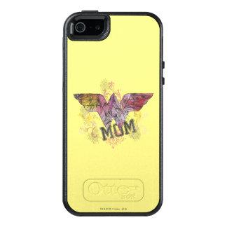 Coque OtterBox iPhone 5, 5s Et SE Médias mélangés de maman de merveille