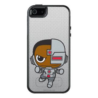 Coque OtterBox iPhone 5, 5s Et SE Mini cyborg 2