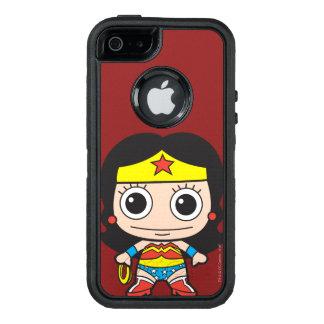 Coque OtterBox iPhone 5, 5s Et SE Mini femme de merveille