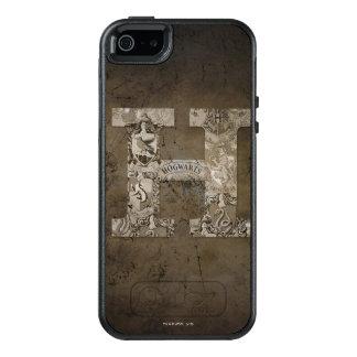 Coque OtterBox iPhone 5, 5s Et SE Monogramme de Harry Potter | Hogwarts