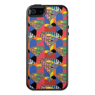 Coque OtterBox iPhone 5, 5s Et SE Motif 3 de logo de Superman