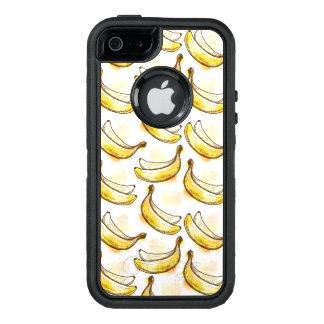 Coque OtterBox iPhone 5, 5s Et SE Motif avec la banane