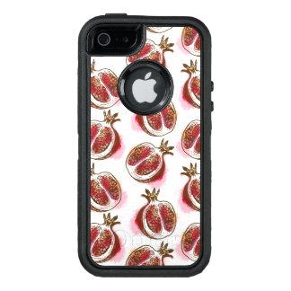 Coque OtterBox iPhone 5, 5s Et SE Motif avec la grenade
