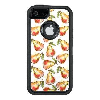 Coque OtterBox iPhone 5, 5s Et SE Motif avec la poire