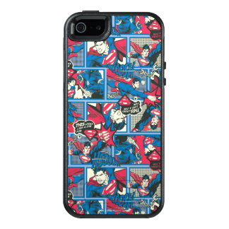 Coque OtterBox iPhone 5, 5s Et SE Motif comique de Superman