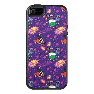 Coque OtterBox iPhone 5, 5s Et SE Motif de joker et de Harley de Chibi