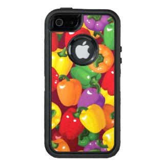 Coque OtterBox iPhone 5, 5s Et SE Motif de paprika