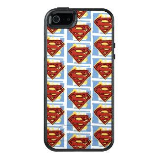 Coque OtterBox iPhone 5, 5s Et SE Motif rouge et bleu de Superman