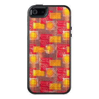 Coque OtterBox iPhone 5, 5s Et SE Orange et rouge de bouclier