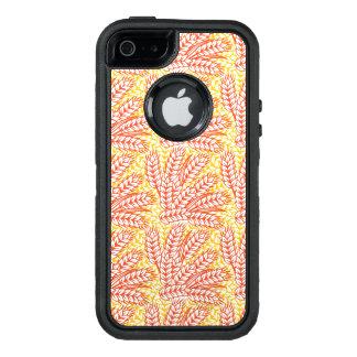 Coque OtterBox iPhone 5, 5s Et SE Ornement avec des oreilles de blé