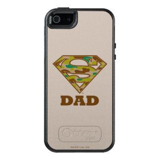Coque OtterBox iPhone 5, 5s Et SE Papa superbe de Camo