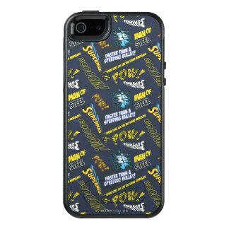 Coque OtterBox iPhone 5, 5s Et SE Prisonnier de guerre bleu et jaune !