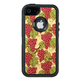 Coque OtterBox iPhone 5, 5s Et SE Raisins