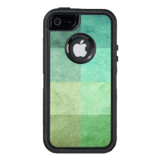 Coque OtterBox iPhone 5, 5s Et SE sale aquarelle-comme l'abrégé sur 3 graphique
