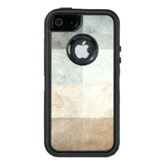 Coque OtterBox iPhone 5, 5s Et SE sale aquarelle-comme l'abrégé sur graphique