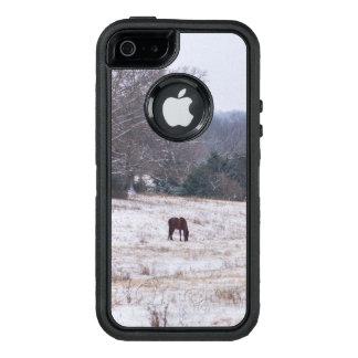 Coque OtterBox iPhone 5, 5s Et SE Seulement dans la neige
