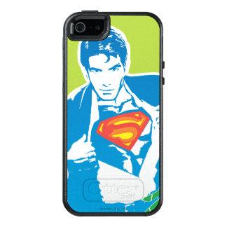 Coque OtterBox iPhone 5, 5s Et SE Style des années 80 de Superman
