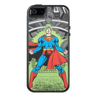 Coque OtterBox iPhone 5, 5s Et SE Superman a exposé à Kryptonite