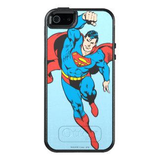 Coque OtterBox iPhone 5, 5s Et SE Superman a laissé le poing augmenté