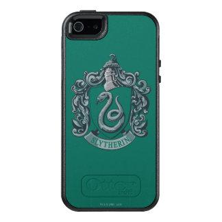 Coque OtterBox iPhone 5, 5s Et SE Vert de crête de Harry Potter | Slytherin