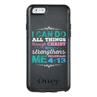 Coque OtterBox iPhone 6/6s 4h13 de Philippiens d'Otterbox pour Iphone 6/6s