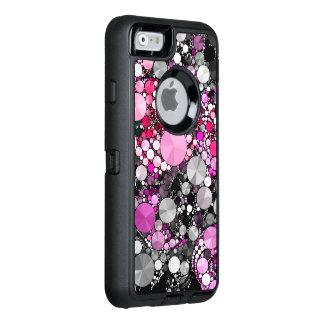 Coque OtterBox iPhone 6/6s Abrégé sur rose Girly Bling