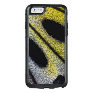 Coque OtterBox iPhone 6/6s Aile repérée et jaune de papillon
