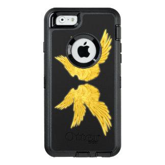 Coque OtterBox iPhone 6/6s Ailes d'or de Falln Arkhangel