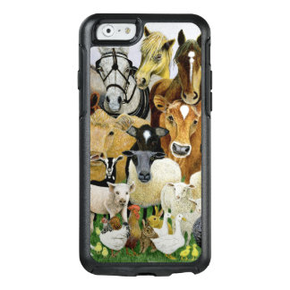 Coque OtterBox iPhone 6/6s Allsorts animal