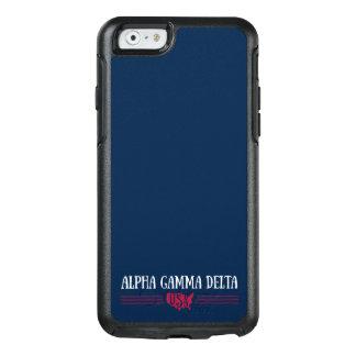 Coque OtterBox iPhone 6/6s Alpha delta gamma Etats-Unis