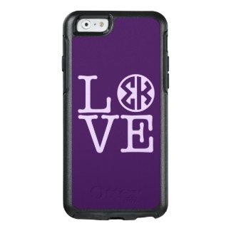 Coque OtterBox iPhone 6/6s Amour de Kappa de sigma