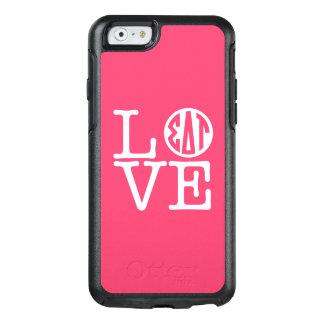 Coque OtterBox iPhone 6/6s Amour de Tau | de delta de sigma