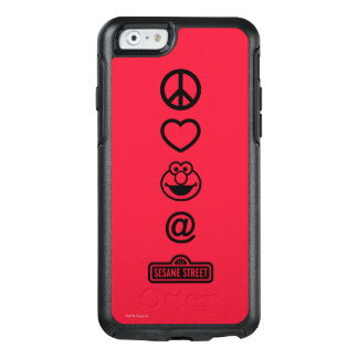 Coque OtterBox iPhone 6/6s Amour Elmo de paix