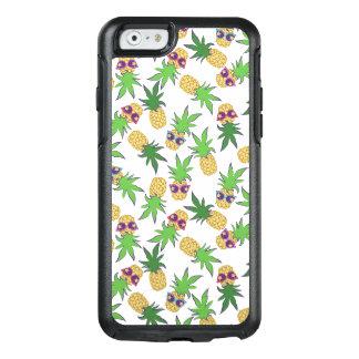 Coque OtterBox iPhone 6/6s Ananas avec le motif de lunettes de soleil