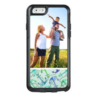 Coque OtterBox iPhone 6/6s Ancres flottantes de photo et motif faits sur
