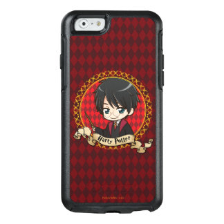 Coque OtterBox iPhone 6/6s Anime Harry Potter