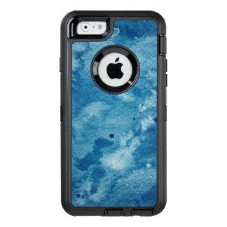 Coque OtterBox iPhone 6/6s Arrière - plan abstrait d'aquarelle