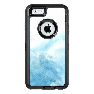 Coque OtterBox iPhone 6/6s arrière - plan coloré d'aquarelle pour le votre