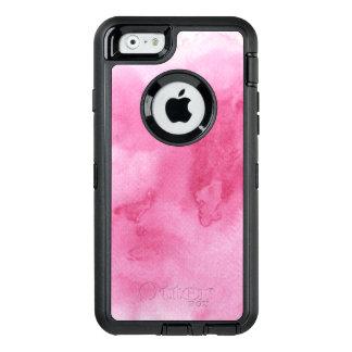 Coque OtterBox iPhone 6/6s arrière - plan coloré d'aquarelle pour vos 2 2