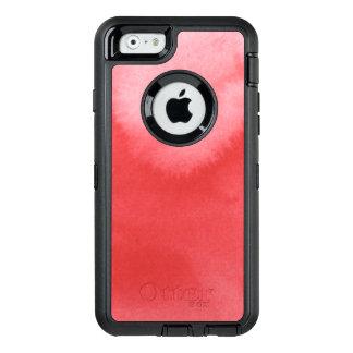 Coque OtterBox iPhone 6/6s arrière - plan coloré d'aquarelle pour vos 3