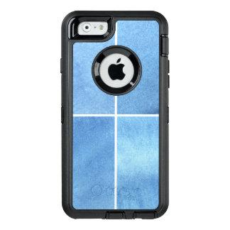 Coque OtterBox iPhone 6/6s arrière - plan coloré d'aquarelle pour vos 4