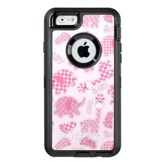 Coque OtterBox iPhone 6/6s arrière - plan de bébé