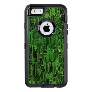 Coque OtterBox iPhone 6/6s Arrière - plan de carte