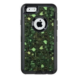 Coque OtterBox iPhone 6/6s Arrière - plan de circuit d'ordinateur