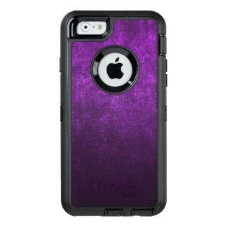 Coque OtterBox iPhone 6/6s Arrière - plan pourpre abstrait ou papier avec
