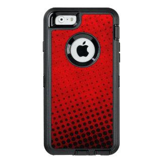 Coque OtterBox iPhone 6/6s Arrière - plan tramé de motif